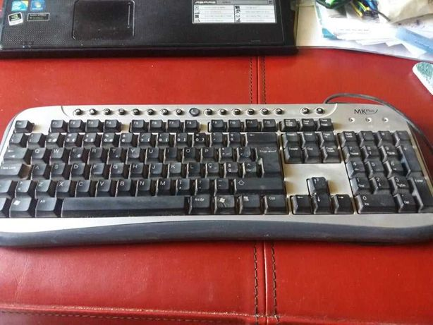 Teclado para computador Compaq