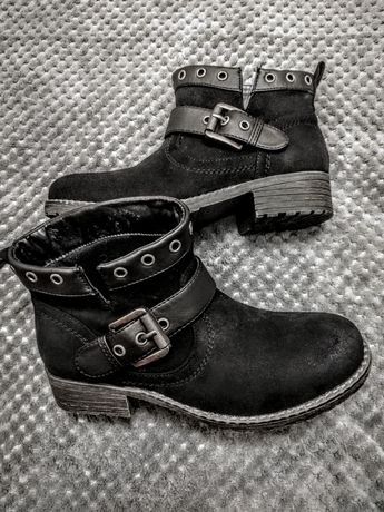 Botas Lapierce Alicante Black 36