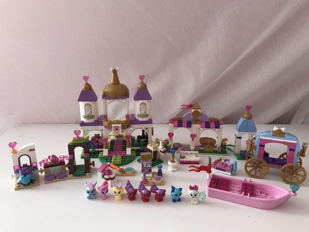 Lego disney princess friends zwierzątka