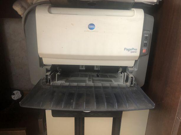 Принтер Konica Minolta
