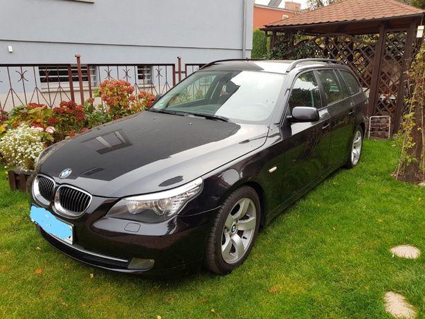 BMW E61 525d 197 KM