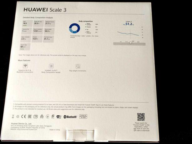 Balança Huawei Scale 3 Nova