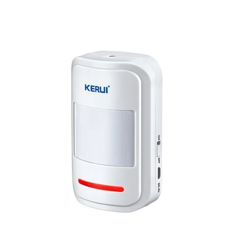 KERUI без проводной датчик двери движения пожара задымления газа 43а