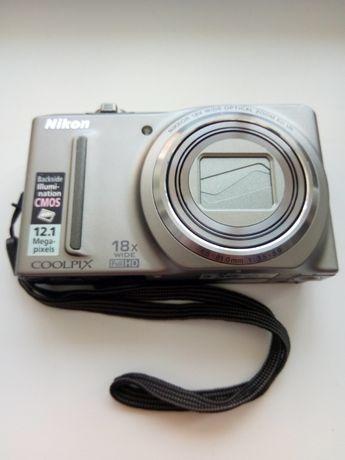 Фотоапарат Nicon Coolppix S9100