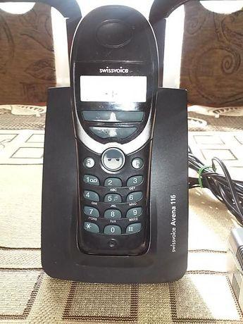 Telefon bezprzewodowy Swissvoice Avena 116, stacjonarny