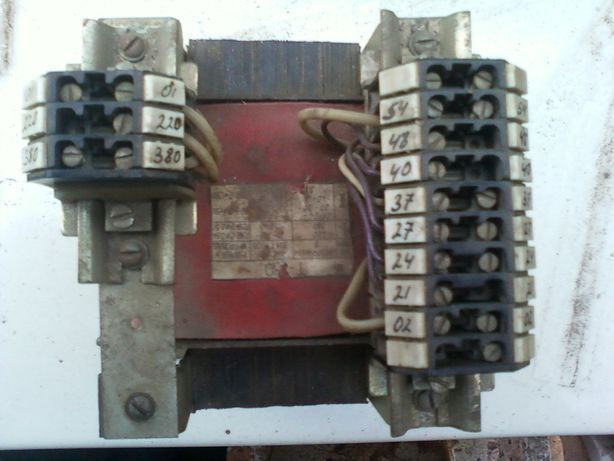 Трансформатор от сварочной машины