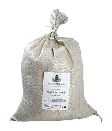 Mąka Pszenna Ekologiczna BIO typ 650 Warmia od gospodarza 10 Kg