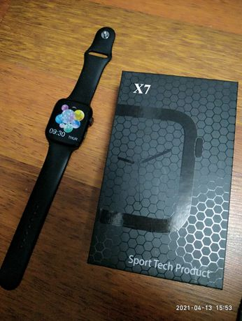 Смарт часы Smart Watch X7