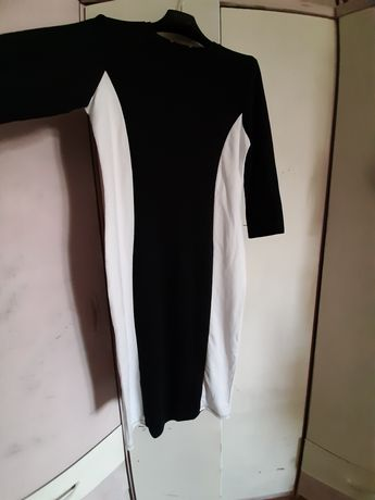 Wyszczuplająca sukienka L-XL