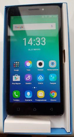 Смартфон Lenovo Vibe P1m Black