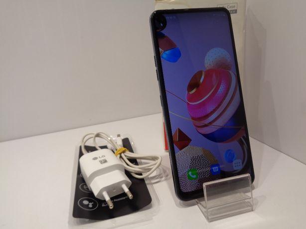 Smartfon LG K51S szary