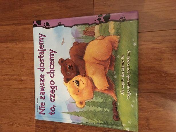 Nie zawsze dostajemy to czego chcemy - książka dla dzieci