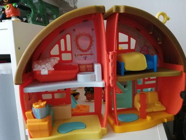 Casa e parque infantil do Bing