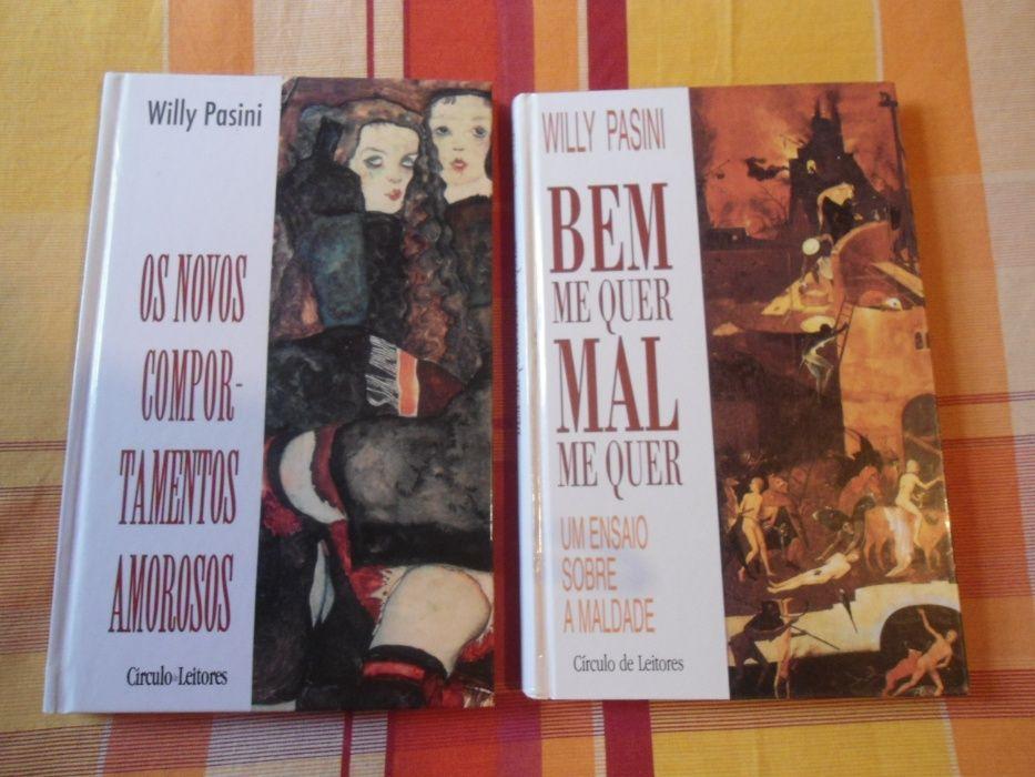 2 Obras de Willy Pasini (1995 e 2002)
