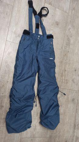 Spodnie narciarskie 10 lat 133-142 cm