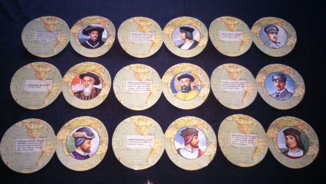 Calendários - Colecção Descobrimentos Portugueses Completa