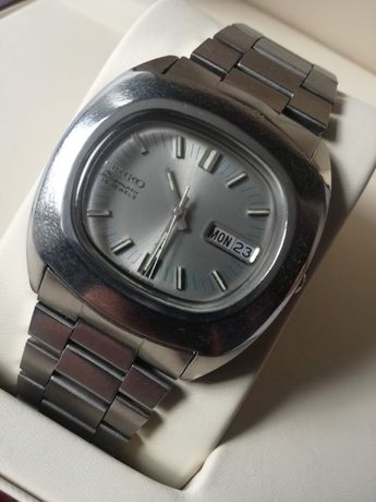 Zjawiskowe SEIKO DIAMATIC_vintage70'_Made in Japan