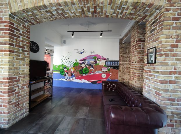 Роспись стен, оформление кафе и ресторанов ,интерьерные картины