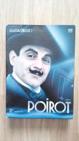 DVD's 1 Série Poirot