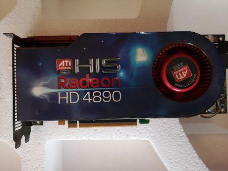 Karta grafiki ATI HIS Radeon HD 4890