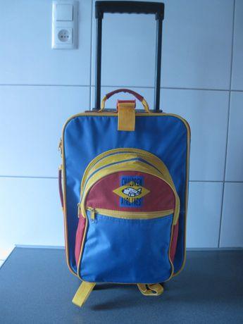 walizka dziecięca na kółkach