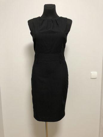 Sukienka ołówkowa czarna r. 36 F&F