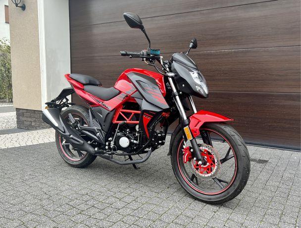 Motorower Junak 905 12/2020 z silinikiem 50 lub 125 cm3