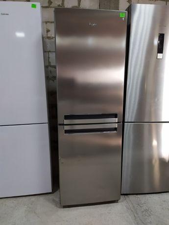 Двухкамерный холодильник Whirlpool BLF7121OX из Германии! (150920)