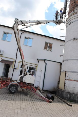 Продам гідравлічну Вишку Підйомник  Bronto Skylift