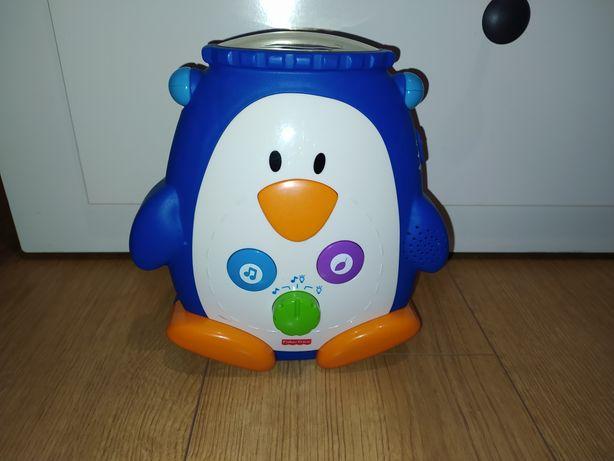 Fisher-Price Projektor Pingwin uspokajacz