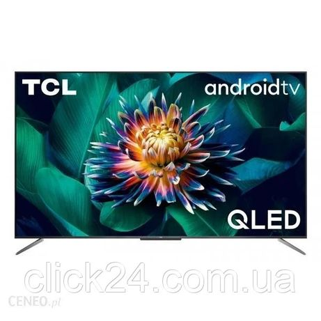 "50"", 55"" QLED телевизор TCL C717, 4K SMART TV/Android 9.0 2/16"