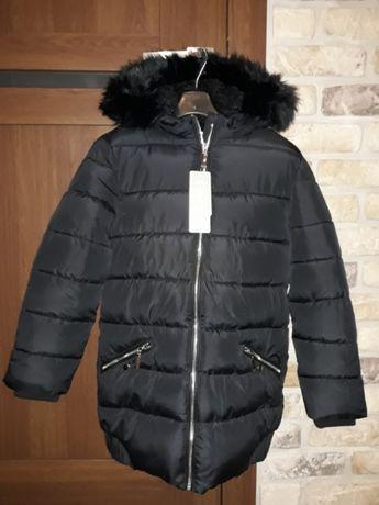 NOWA kurtka F&F płaszczyk puchowa 10-11L 146