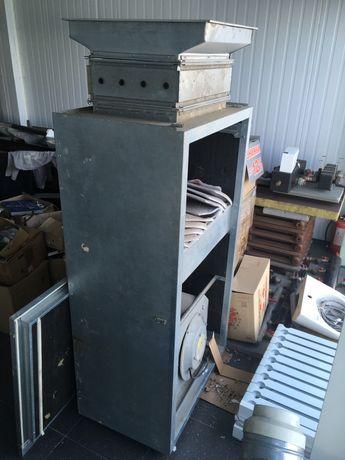 Приточная вентиляционная установка Salda VEKA W 4000 54,0 L3