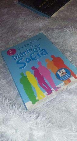 Livro o Diario de Sofia