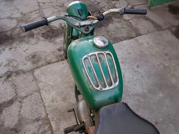WSK 125 M-06 rok 1956r
