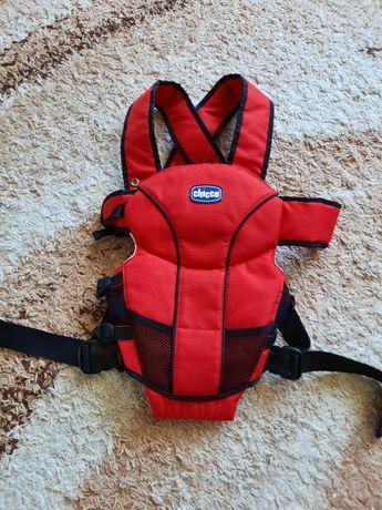 Переносной рюкзак-кенгуру Chicco.