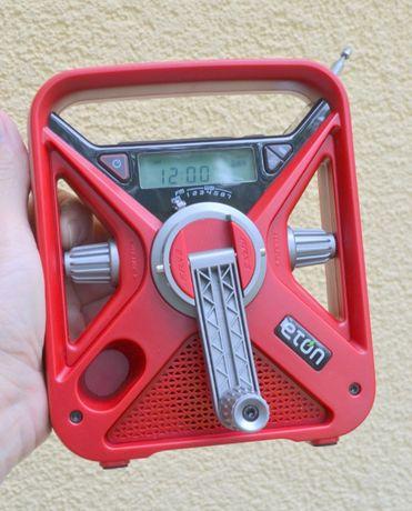 """Eton FRX3+ радиоприёмник американского """"Красного Креста"""""""