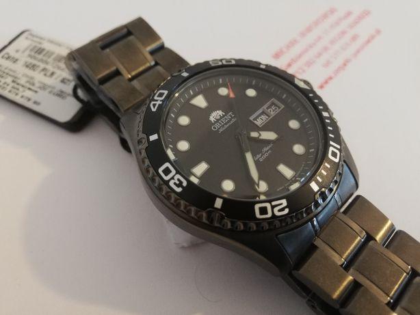 Nowy zegarek ORIENT FAA02003B9 Ray Raven II automat gwarancja