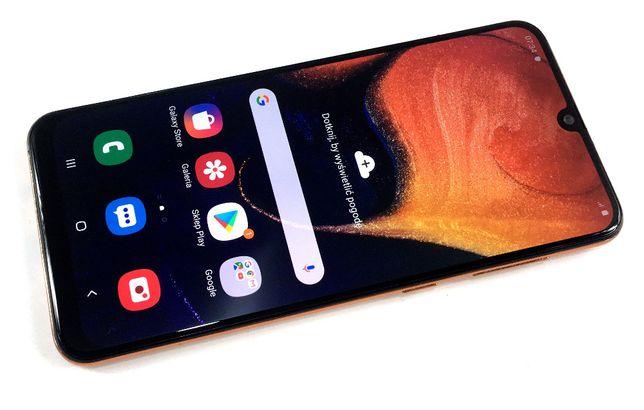Telefon Samsung Galaxy A50 4/128gb Lublin Gwarancja #333a