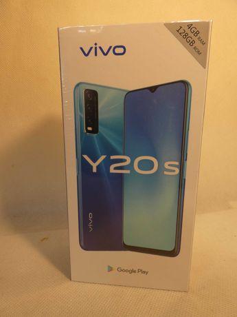 Smartfon Vivo Y20s 4/128GB gwarancja; Lombard Jasło Igielna
