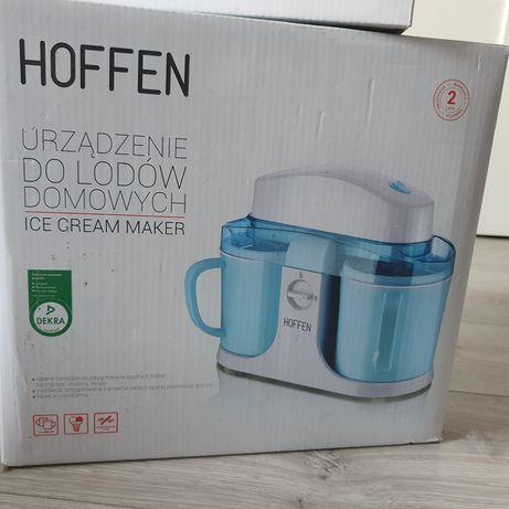 Hoffen przyrzad do robienia lodów urządzenie AGD ice cream hoffen