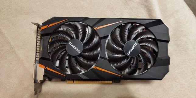 Відеокарта GIGABYTE GeForce GTX 1060 WINDFORCE OC 6G (GV-N1060WF2OC-6G