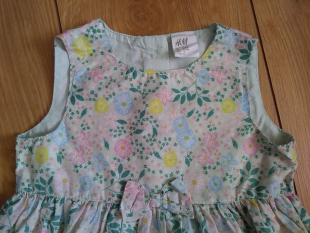 sukienka H&M rozm. 74