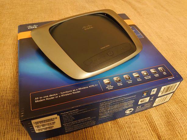 Роутер - модем Cisco Linksys X3000
