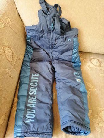 Spodnie zimowe narciarskie ocieplane Cocodrillo 104