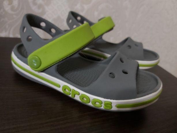 Сандали crocs,кроксы