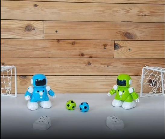 Роботы-футболисты SOCCER ROBOT CAPTAIN Q 2 шт Оригинал