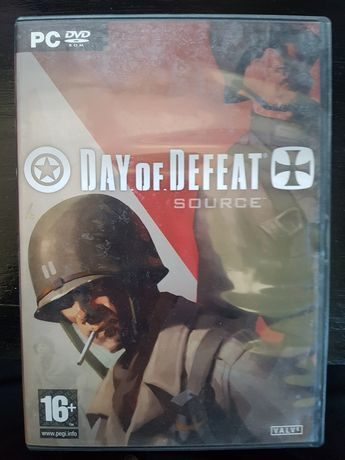 Day of defeat source pc