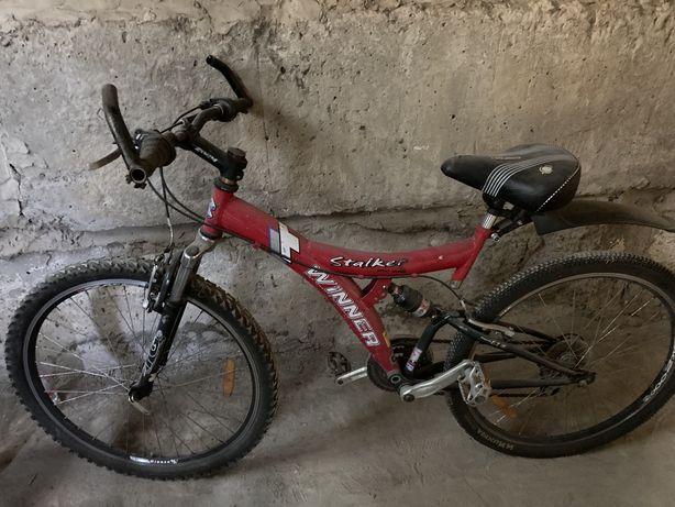 Продам горный велосипед Winner Stalker