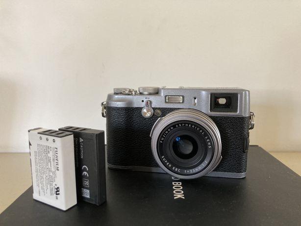 Fuji X100 + 3 baterias